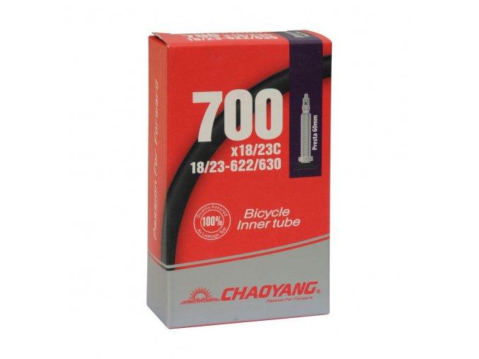 Duša 700x18/23C FV60 (18/23-622/630) /Vel:700C