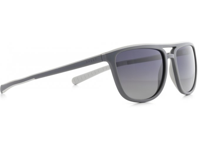 Slnečné okuliare SPECT Sun glasses, SPIKE-003P, anthracite, grey, smoke gradient POL, 56-17-140