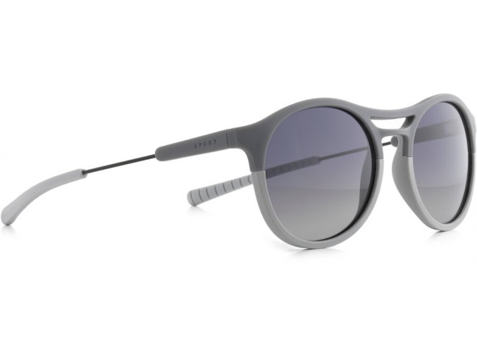 Slnečné okuliare SPECT Sun glasses, SPOOL-003P, anthracite, grey, smoke gradient POL, 52-19-140