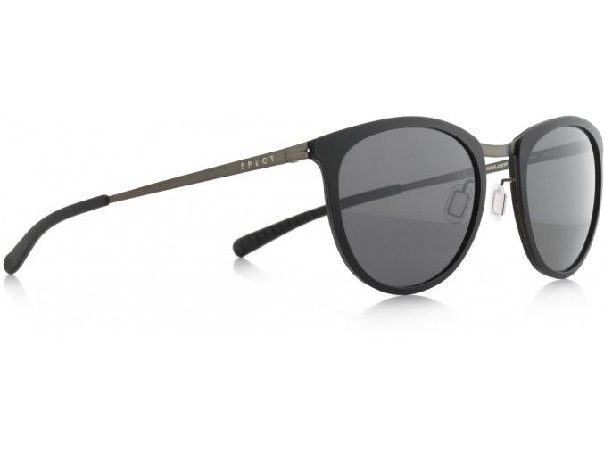 Slnečné okuliare SPECT Sun glasses, STANCE-001P, black, smoke POL, 50-21-140