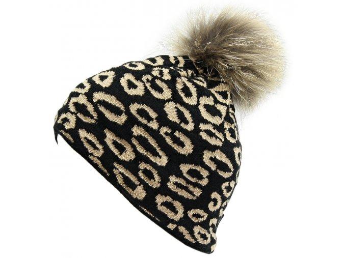 Čiapka BLIZZARD Leopard