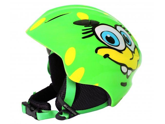 Lyžiarska prilba BLIZZARD Magnum ski helmet junior