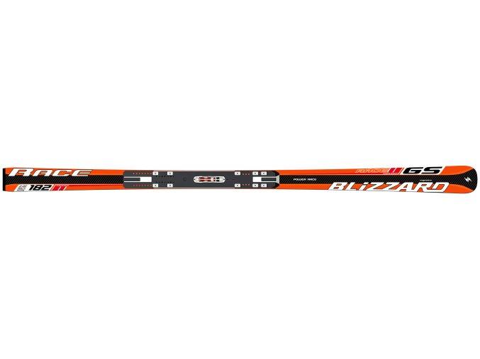 Lyže BLIZZARD GS Race Suspension FIS + FIS plate, R>27 m