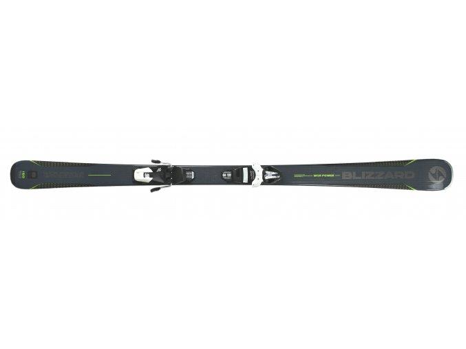 Lyže BLIZZARD WCR Power s viazaním Tyrolia SLR 9.0 AC, 18/19