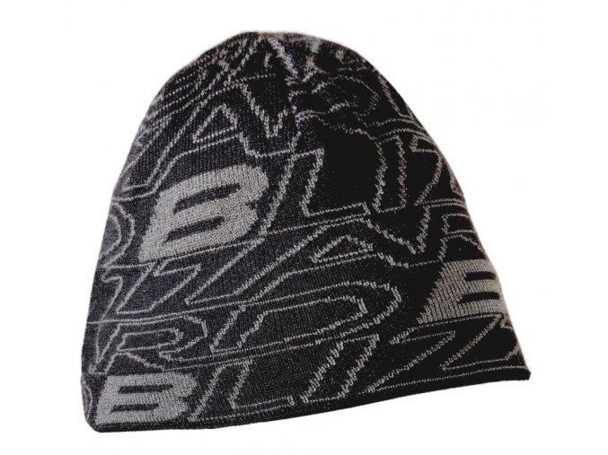 čepice BLIZZARD Phoenix cap, black/anthracite