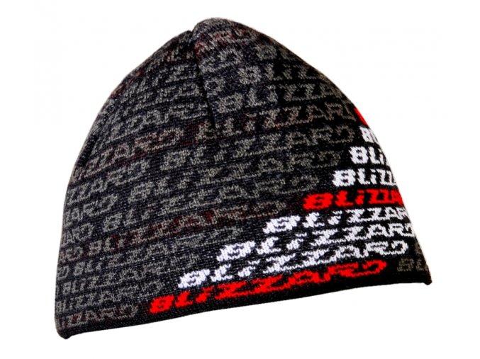 čepice BLIZZARD G-Force cap, black/white/red