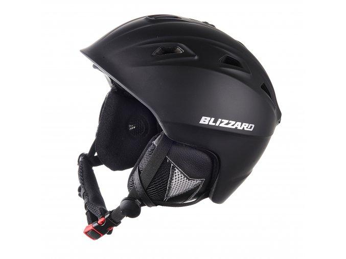 helma BLIZZARD Demon ski helmet, black matt (Veľkosť 56-59)