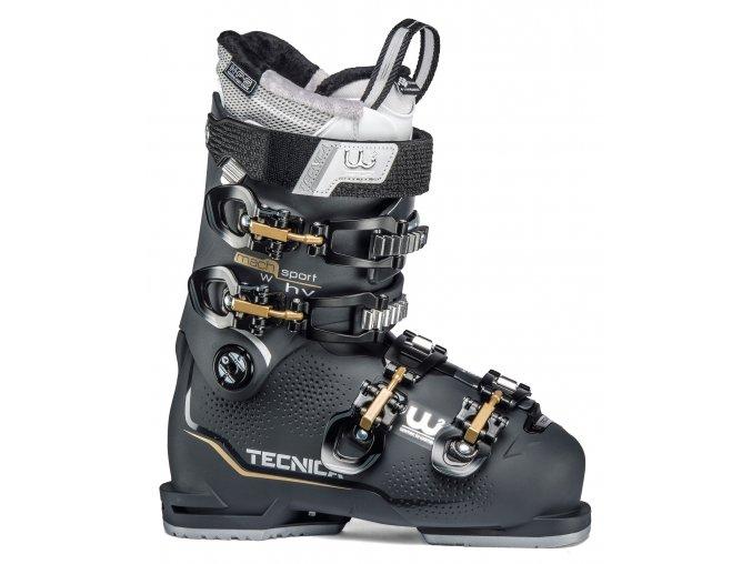 lyžařské boty TECNICA Mach Sport HV 95 W, graphite, 19/20 (Veľkosť MP 270 = UK 8 = EU 42)