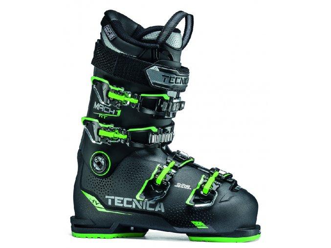 lyžařské boty TECNICA Mach1 HV 100 RT, anthracite/black, 19/20 (Veľkosť MP 280 = UK 9 = EU 43 1/3)