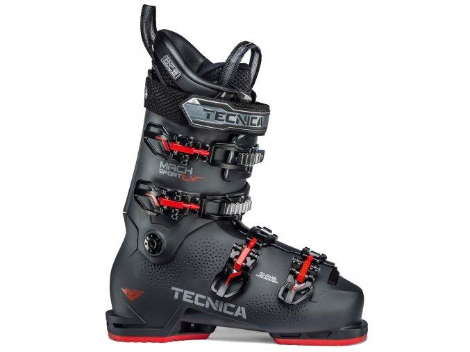 lyžařské boty TECNICA Mach Sport LV 100, graphite, 19/20 (Veľkosť MP 300 = UK 11 = EU 45 2/3)