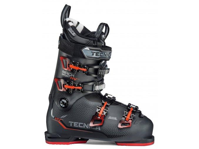 lyžařské boty TECNICA Mach Sport HV 100, graphite, 19/20 (Veľkosť MP 315 = UK 12 1/2 = EU 47 2/3)