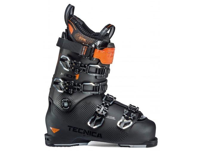 lyžařské boty TECNICA Mach1 MV PRO, black, 19/20 (Veľkosť MP 300 = UK 11 = EU 45 2/3)