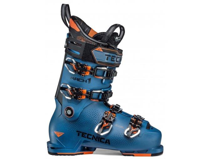 lyžařské boty TECNICA Mach1 LV 120, dark process blue, 19/20 (Veľkosť MP 305 = UK 11 1/2 = EU 46 1/2)