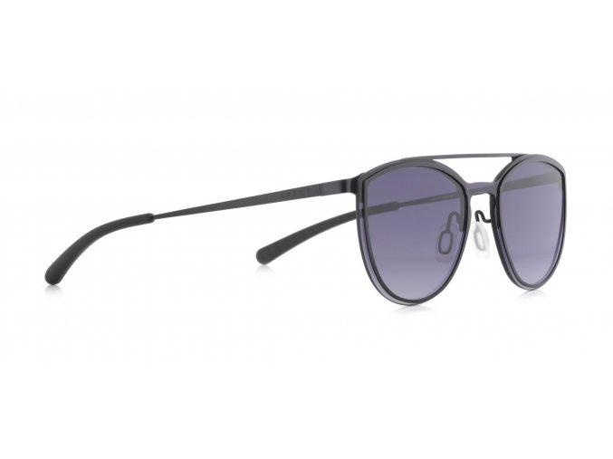 Slnečné okuliare SPECT Sun glasses, ELECTRA-001, black, black, smoke gradient, 124-0-140