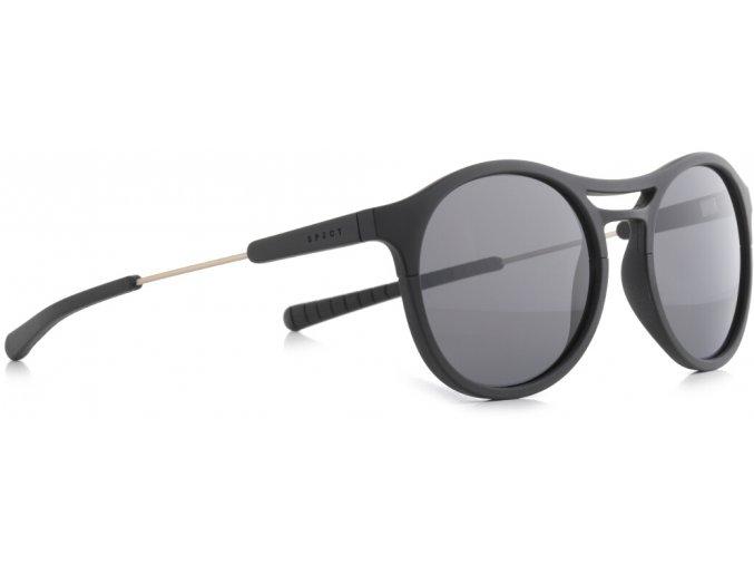 Slnečné okuliare SPECT Sun glasses, SPOOL-001P, black, black, black POL, 52-19-140