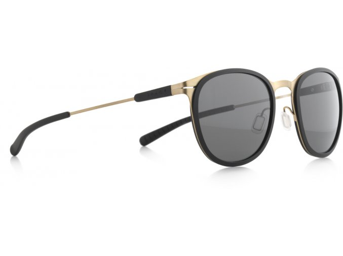 Slnečné okuliare SPECT Sun glasses, SKILL-001P, black, smoke POL, 50-21-140