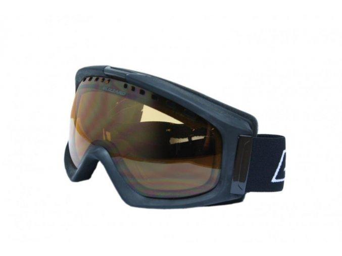 9837 lyzarske bryle blizzard bliz ski gog 933 davs black amber 2
