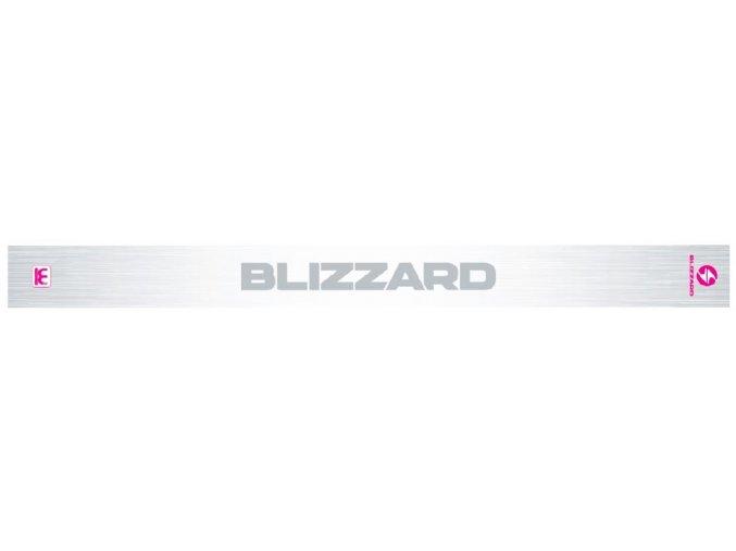 lyžařské hůlky BLIZZARD Viva Sport ski poles, white/silver/pink (Veľkosť 125)