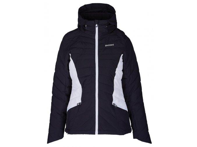 lyžařská bunda BLIZZARD Viva Ski Jacket Pinzolo, black/white (Veľkosť XS)