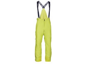 lyžařské kalhoty BLIZZARD Mens Ski Pants Ischgl, neon yellow (Veľkosť XXL)