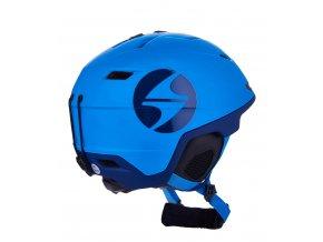 helma BLIZZARD Double ski helmet, blue matt/dark blue, big logo (Veľkosť 60-63)