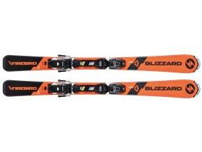Lyže BLIZZARD Firebird JR L + s viazaním FDT JR 7, 20/21 (Veľkosť 130)