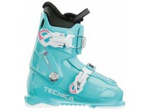 lyžařské boty TECNICA JT 2 PEARL, light blue, 20/21 (Veľkosť MP 160 = UK 8 1/2 = EU 26)