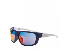 Slnečné okuliare BLIZZARD sun glasses PCS708130, rubber dark blue, 75-18-140 (Veľkosť 75-18-140)