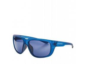 Slnečné okuliare BLIZZARD sun glasses PCS707120, rubber trans. dark blue, 65-18-140 (Veľkosť 65-18-140)