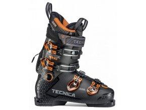 lyžařské boty TECNICA Cochise 100, black, 19/20 (Veľkosť MP 260 = UK 7 = EU 40 2/3)