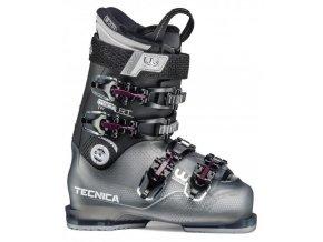 lyžařské boty TECNICA Mach1 95 MV W RT, transparent grey/black, rental, 19/20 (Veľkosť MP 240 = UK 5 = EU 38)