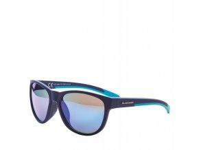 Slnečné okuliare BLIZZARD sun glasses PCSF701140, rubber dark blue , 64-16-133 (Veľkosť 64-16-133)