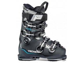 lyžařské boty TECNICA Mach Sport 75 HV W RT, graphite, rental, 19/20 (Veľkosť MP 220 = UK 3 = EU 35 1/2)