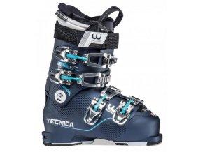 lyžařské boty TECNICA Mach1 85 MV W RT, night blue, rental, 19/20 (Veľkosť MP 270 = UK 8 = EU 42)