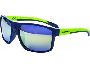Slnečné okuliare BLIZZARD sun glasses POLSF701120, rubber dark blue , 66-17-133 (Veľkosť 64-16-133)