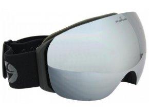 Lyžiarske okuliare BLIZZARD Ski Gog. 999 MDAVZSPFO, black matt, gray2, silver mirror, polar photo