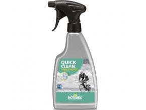 Čistič QUICK CLEAN 500ml