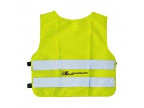 Návlek reflexný EN1150 žltý /Vel:L
