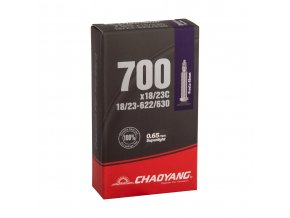 Duša 700x18/23C FV48 SUPER LITE (18/23-622/630) /Vel:700C