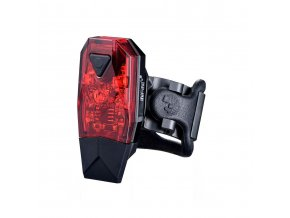 Svetlo MINI LAVA zadné 4f čierne USB