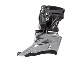 Prešmyk XT M8025 2x11 uni ťah Down Swing (34,9/31,8/28,6mm) 38z.