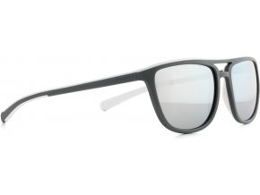 Slnečné okuliare SPECT Sun glasses, SPIKE-004P, green, white, smoke with silver flash POL, 56-17-140