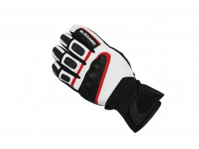 Lyžiarske rukavice BLIZZARD Competition ski gloves, black/white/red