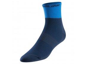 Ponožky ELITE modré /Vel:L 41-44