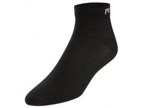 Ponožky dámske ATTACK LOW čierne /Vel:L 41-44