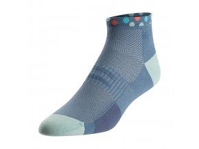 Ponožky dámske ELITE LOW bledomodré /Vel:M