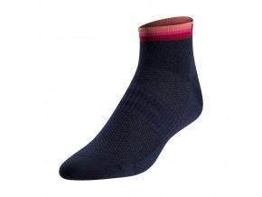 Ponožky dámske ELITE LOW tmavomodré /Vel:M