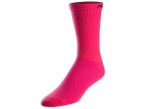 Ponožky ATTACK TALL ružové /Vel:44+