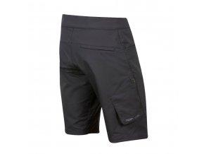 Nohavice CANYON bez vložky čierne /Vel:38