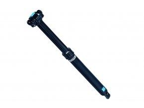 Sedlovka KORYAK teleskopická s vnút. vedením, 120mm zdvih, univerzálna páčka /Vel:30,9mm
